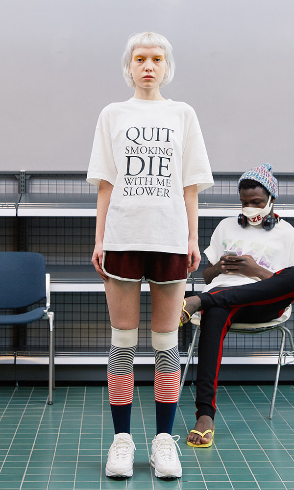 CT-Quit Smoking Basic Tee