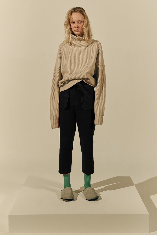 Rolla Corduroy Pants_Black (2차 리오더)