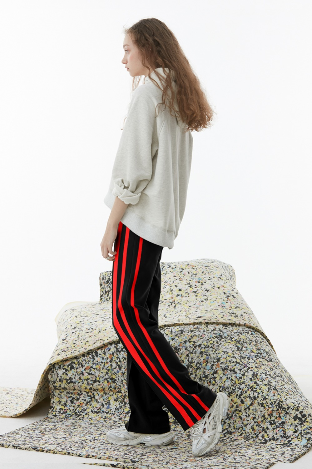 Hedda Track Pants_Black